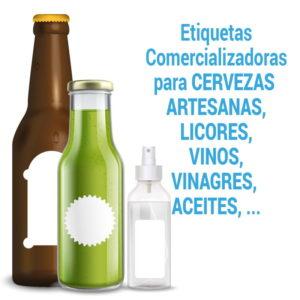 pegatinas adhesivas para botellas de cristal plastico