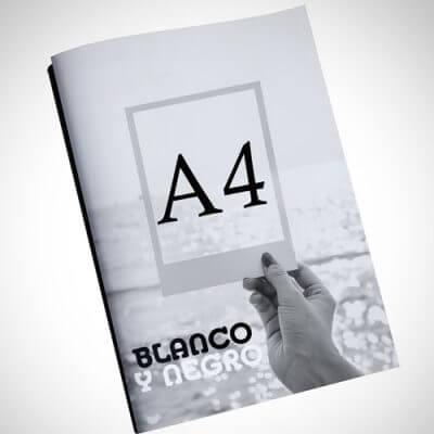 Fotocopias blanco y negro o color