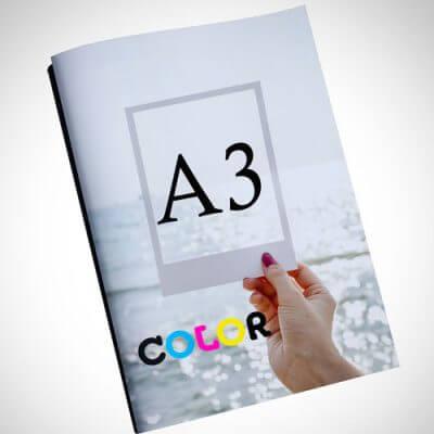imprimir copias A3 color