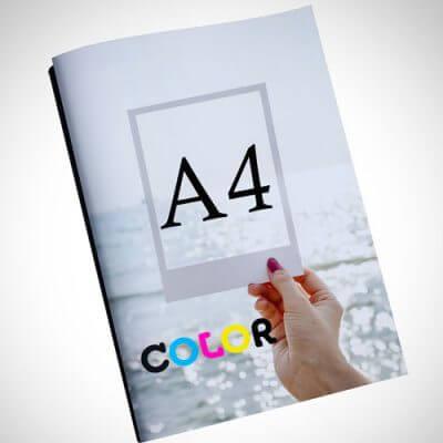 fotocopias color A4