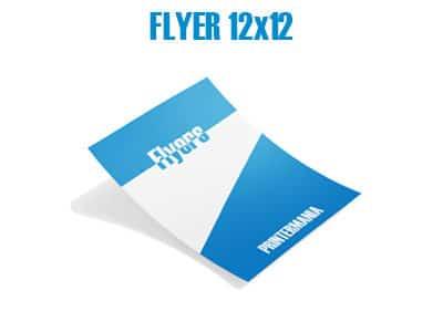 flyer 12x12 online