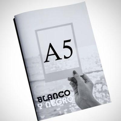 Fotocopias blanco y negro A5