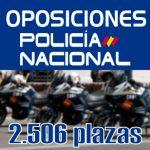 Lee más sobre el artículo Oferta Policía Nacional 2019: 2.506 plazas