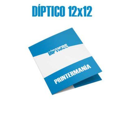 diptico publicitario 12x12