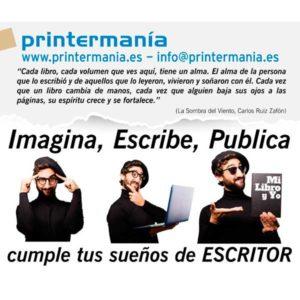 Imprime y publica tu Libro al mejor precio