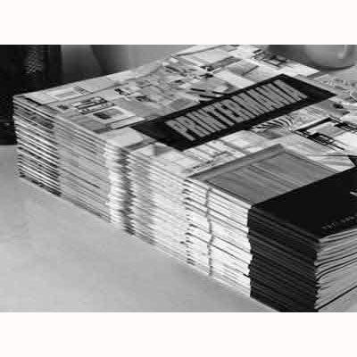 Revistas Blanco y negro A4 personalizadas