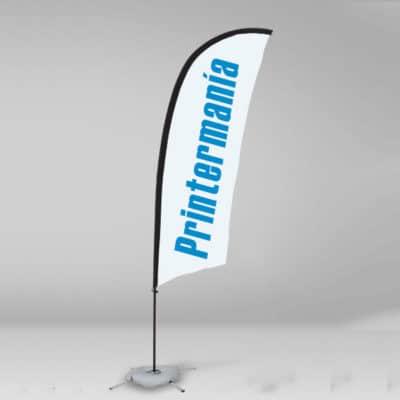 fly banner publicitario surf