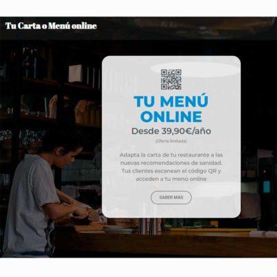 Tu Restaurante o Comercio online