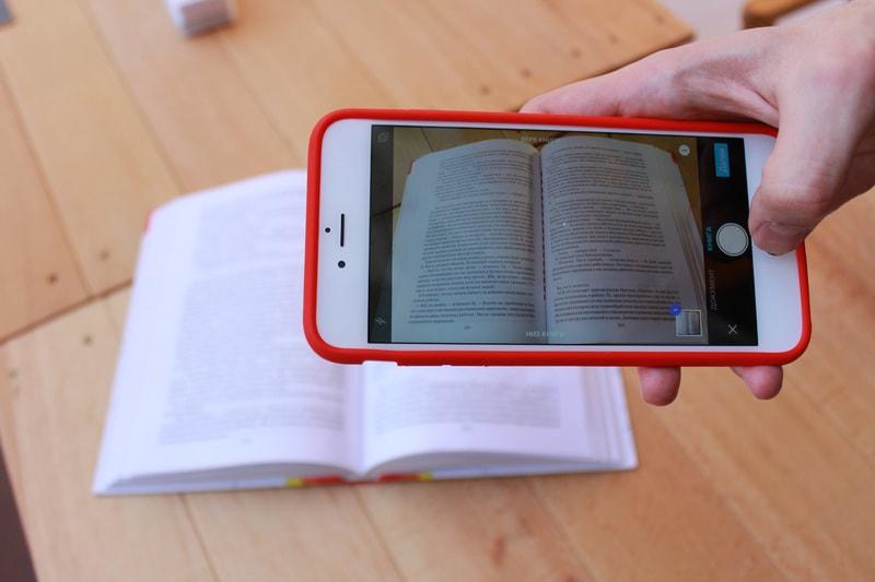 cómo escanear documentos con el móvil