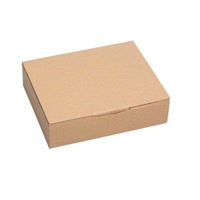 Cajas de cartón para envío marrones