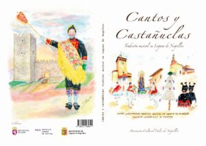 libro cantos y castañuelas tradicional