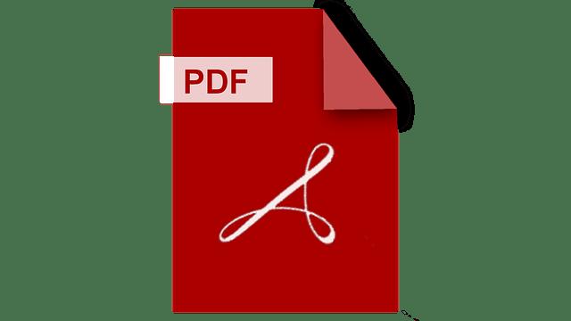 archivos en formato pdf de adobe