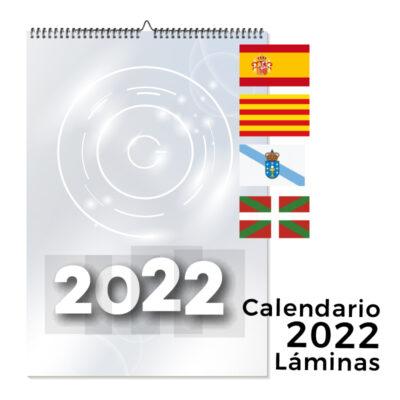 calendarios laminas personalizados con tus fotos en diferentes idiomas